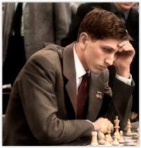 brilliant chess player Bobby Fischer
