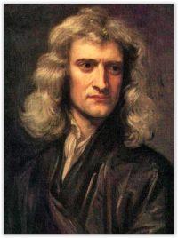 great INTJ physicist Isaac Newton