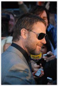 celebrity INTJ actor Russel Crowe