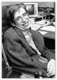 outstanding INTJ scientist Stephen Hawking