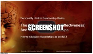 intj relationship series bonus video by personality hacker