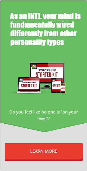 Personality Hacker INTJ starter kit ad 2