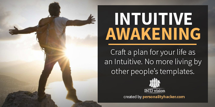 personality hacker intuitive awakening ad2